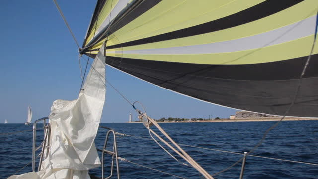 sailing race - rigging stock videos & royalty-free footage
