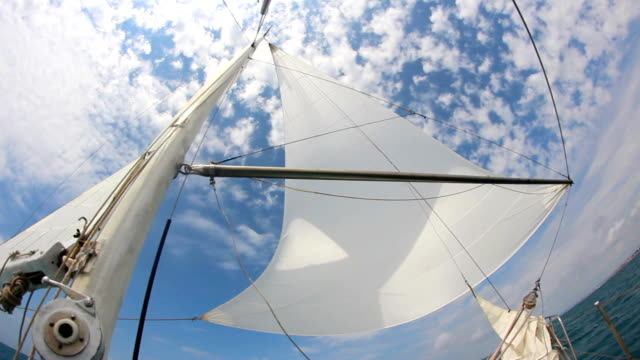 sailing race - sailing stock videos and b-roll footage