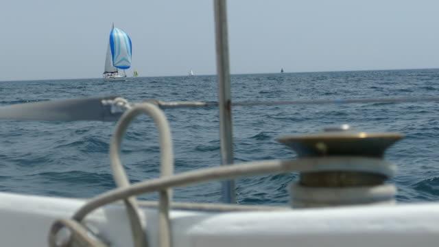 Sailing Regatta - through leadership rigging