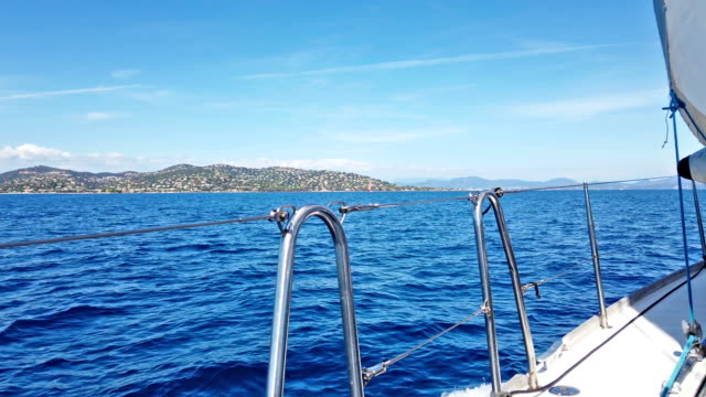 sailing - yachting stock videos & royalty-free footage