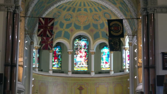Saint Andrew's Church indoor, Toronto, Canada