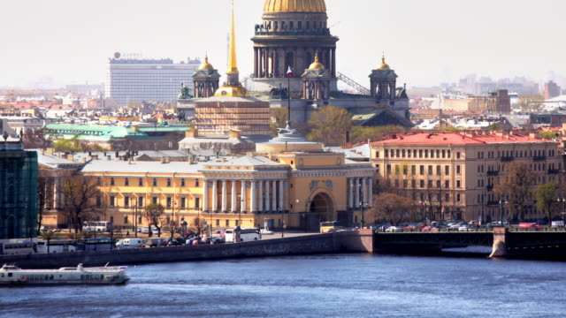 T/L HA ZO Saint Isaac's Cathedral across river 1