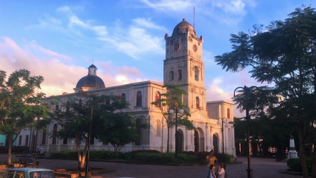 Saint Joseph or San Jose Catholic Church in Holguin, Cuba