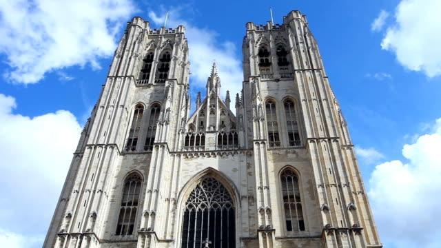 Saint Michael Church in Brussels