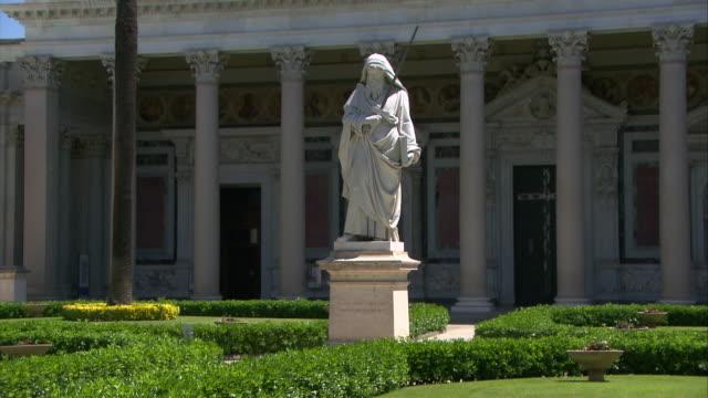saint paul ouside the walls, rome - manlig form bildbanksvideor och videomaterial från bakom kulisserna