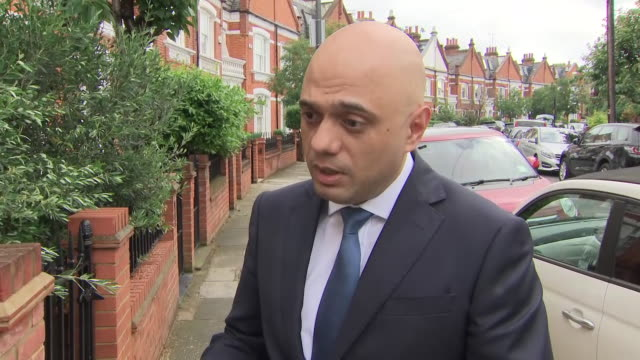 Sajid Javid saying if it got to the end of October and we had to pick between nodeal or no Brexit I would pick nodeal