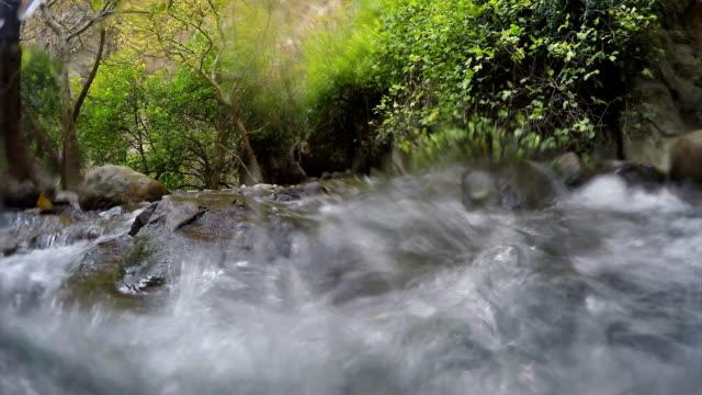vídeos de stock e filmes b-roll de saklikent-câmara na água - água livre
