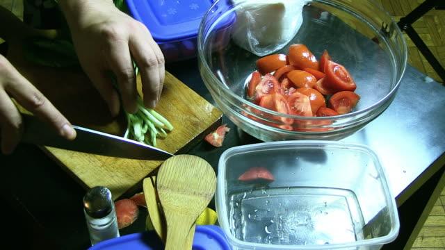 Salat Zeitraffer