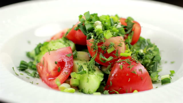 salad - antioxidant stock videos & royalty-free footage