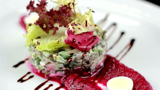 salad - simplicity stock videos & royalty-free footage