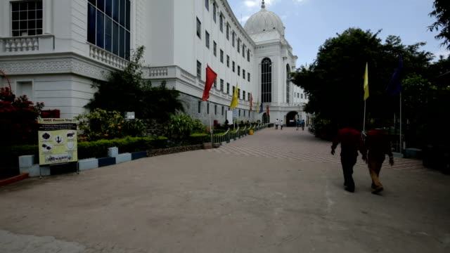 Salarjung Museum in Hyderabad,India