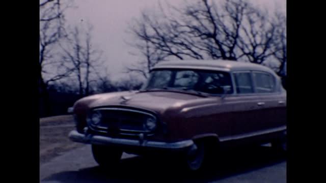 1957 salem oregon scenes - salem oregon stock videos & royalty-free footage
