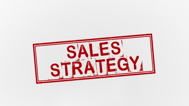 sales strategy - post structure stock videos & royalty-free footage