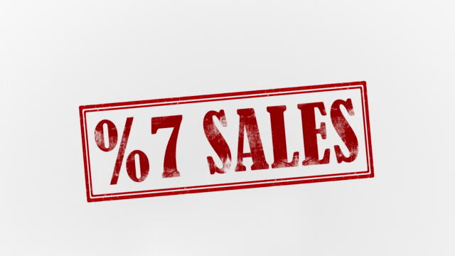 7% sales - inning stock videos & royalty-free footage