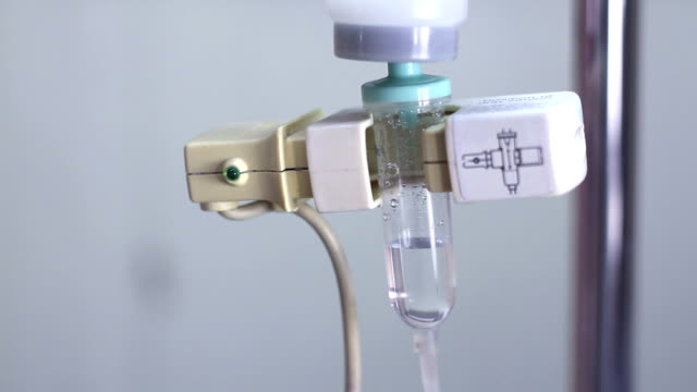 saline drip - saline drip stock videos and b-roll footage