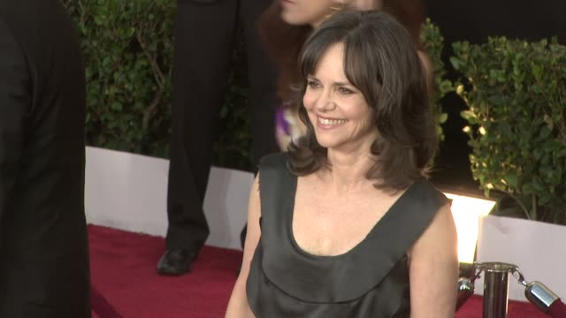 sally field at the 15th annual screen actors guild awards part 3 at los angeles ca - sally field stock videos & royalty-free footage