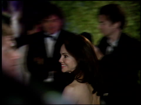 sally field at the 1995 academy awards morton party at morton's in west hollywood, california on march 27, 1995. - 67th annual academy awards stock videos & royalty-free footage