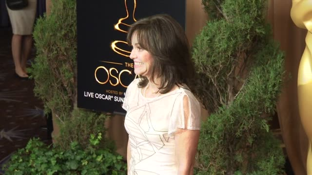 sally field at the 85th academy awards nominations luncheon in beverly hills ca on 2/4/13 - sally field stock videos & royalty-free footage