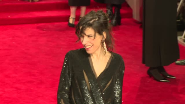 Sally Hawkins at Royal Albert Hall on February 18 2018 in London England