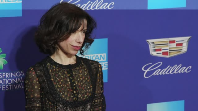 Sally Hawkins at the 29th Annual Palm Springs International Film Festival Awards Gala at Palm Springs Convention Center on January 02 2018 in Palm...
