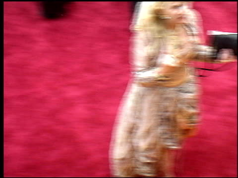 sally kirkland at the 2002 academy awards arrivals at the kodak theatre in hollywood california on march 24 2002 - sally kirkland stock videos & royalty-free footage