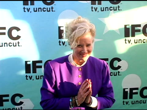 sally kirkland at the 20th annual independent spirit awards afterparty at santa monica in santa monica california on february 26 2005 - sally kirkland stock videos & royalty-free footage