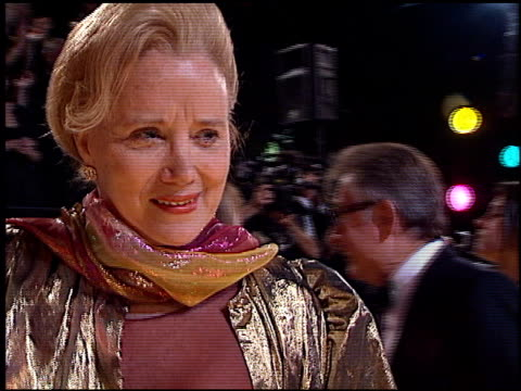 sally kirkland at the american comedy awards at the shrine auditorium in los angeles california on february 6 2000 - sally kirkland stock videos & royalty-free footage