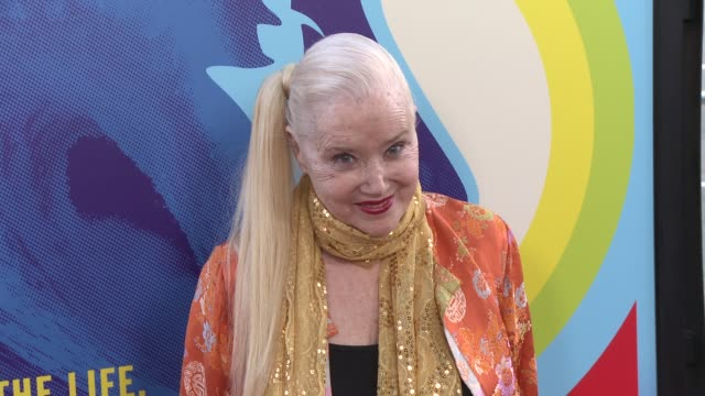 sally kirkland at the love mercy los angeles premiere at ampas samuel goldwyn theater on june 02 2015 in beverly hills california - sally kirkland stock videos and b-roll footage