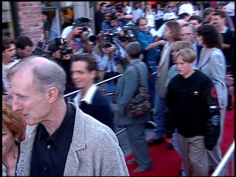 sally kirkland at the 'mission impossible' premiere on may 20 1996 - sally kirkland stock videos & royalty-free footage