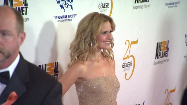 sally pressman at the the 25th anniversary genesis awards presented by the humane society of the united states at century city ca - century city stock videos & royalty-free footage