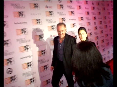 salma hayek and lauren bacal comes to see the broken embraces in the new york film festival madrid spain - salma hayek stock videos and b-roll footage