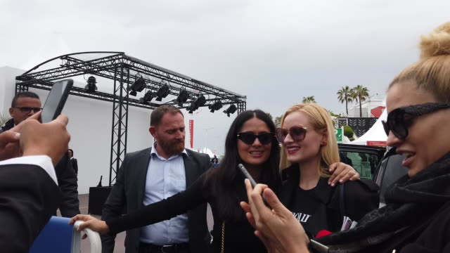 FRA: Celebrity Sightings in Cannes