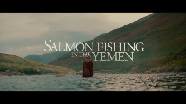Salmon Fishing In The Yemen European Premiere at ODEON Kensington on April 10 2012 in London England