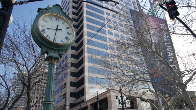 Salt Lake City Clock