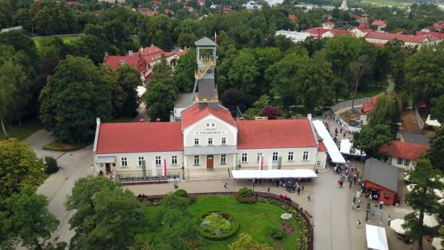 salt mine wieliczka poland - mining natural resources stock videos & royalty-free footage
