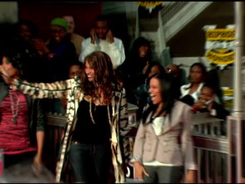 saltnpepa at the 2006 vh1 hip hop honors at the hammerstein ballroom in new york new york on october 7 2006 - hammerstein ballroom bildbanksvideor och videomaterial från bakom kulisserna