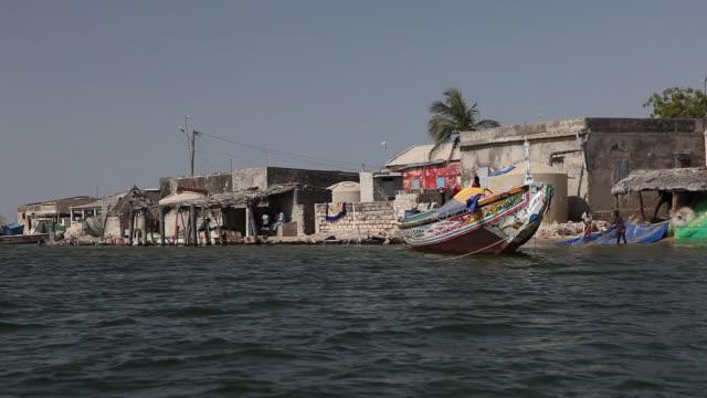 salum city - セネガル点の映像素材/bロール