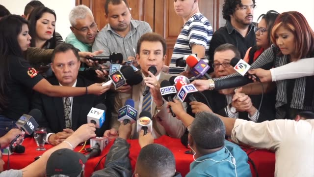 Salvador Nasralla Honduras leftist presidential candidate who had bitterly disputed the results of last month's election admitted on Friday that he...