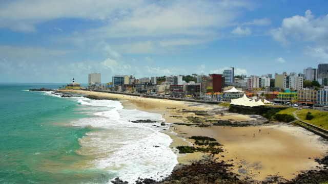 salvador de bahia - bahia state stock videos and b-roll footage
