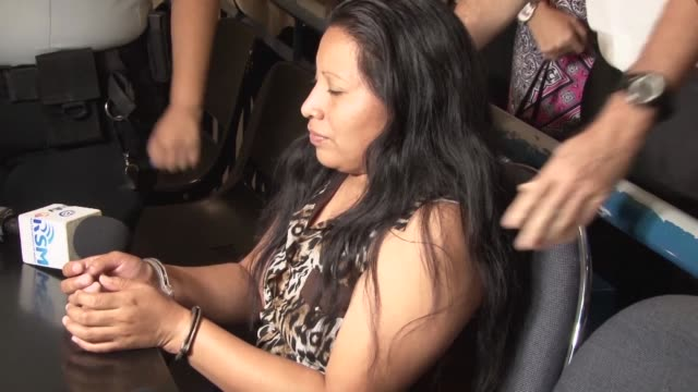 A Salvadoran woman jailed for 30 years for a miscarriage deemed to be an illegal abortion on Friday pleaded for her freedom in a court revising her...