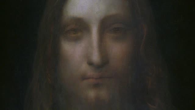 Salvator Mundi a painting of Jesus Christ by the Renaissance polymath Leonardo circa 1500 is the star lot in New York's November art auctions that...