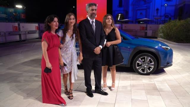 "ITA: 'Assandira' Red Carpet Arrivals, 77th Venice Film Festival"""