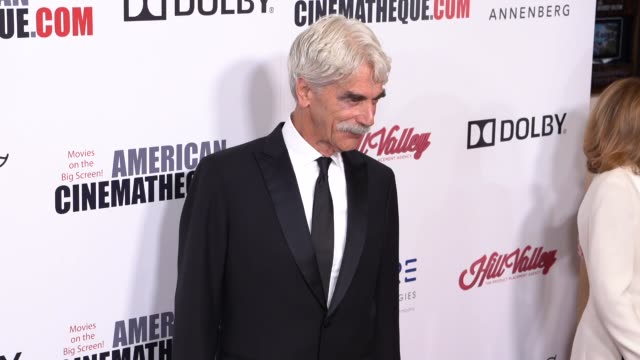 sam elliott at the 32nd annual american cinematheque award honoring bradley cooper at the beverly hilton hotel on november 29, 2018 in beverly hills,... - sam elliott stock videos & royalty-free footage