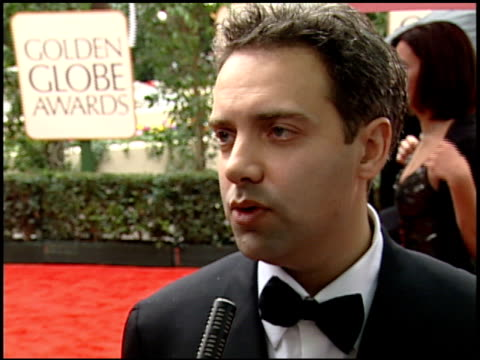 sam mendes at the 2000 golden globe awards at the beverly hilton in beverly hills california on january 23 2000 - sam mendes stock videos & royalty-free footage