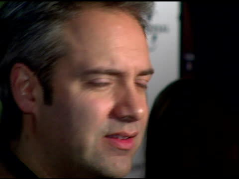 sam mendes, director at the 'jarhead' new york premiere at the ziegfeld theatre in new york, new york on october 30, 2005. - sam mendes stock videos & royalty-free footage