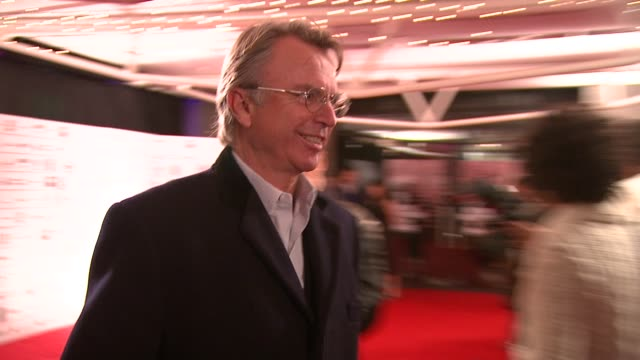 Sam Neill at the British Independent Film Awards at London