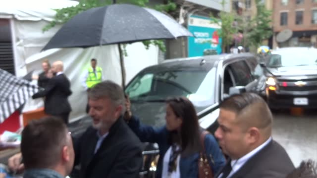 sam neill spotted on day 2 of the 2019 toronto international film festival at celebrity sightings in toronto on september 06, 2019 in toronto, canada. - toronto international film festival stock videos & royalty-free footage