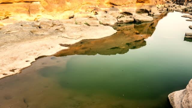 sam phan bok - the grand canyon of thailand - tornspira bildbanksvideor och videomaterial från bakom kulisserna