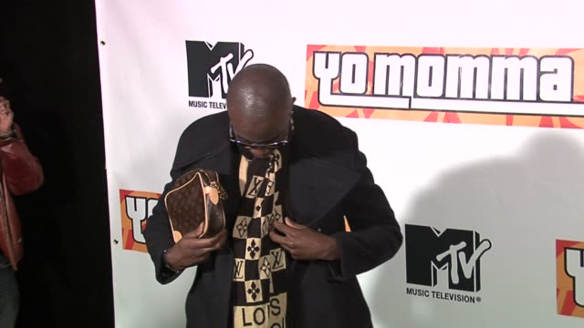 sam sarpong at the wilmer valderrama and mtv present the premiere party for yo momma at privilege in west hollywood, california on march 20, 2006. - sam west stock videos & royalty-free footage