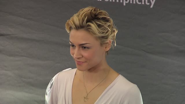 Samaire Armstrong at the 13th Annual Premiere Women In Hollywood at the Beverly Hilton in Beverly Hills California on September 20 2006